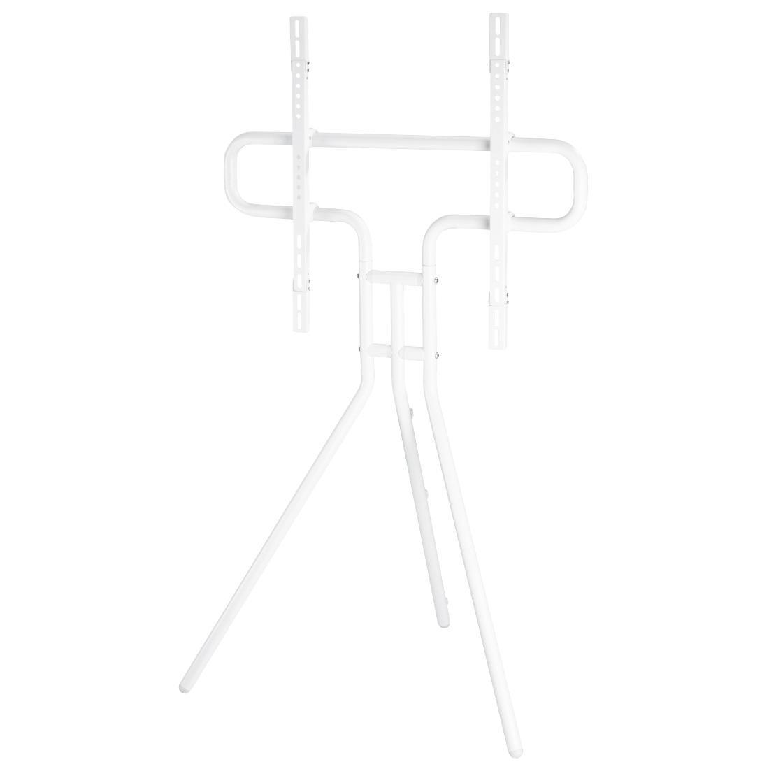 Стойка за TV HAMA Easel design, до 191см / 70, 600x400, Бяла