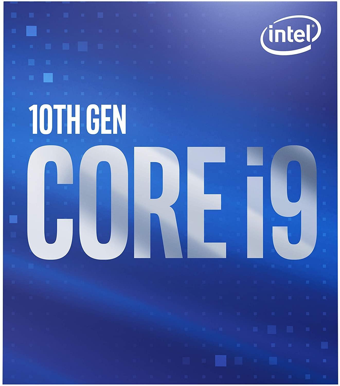 Процесор Intel Comet Lake-S Core I9-10900 10 cores, 2.8Ghz (Up to 5.20Ghz), 20MB, 65W, LGA1200, BOX