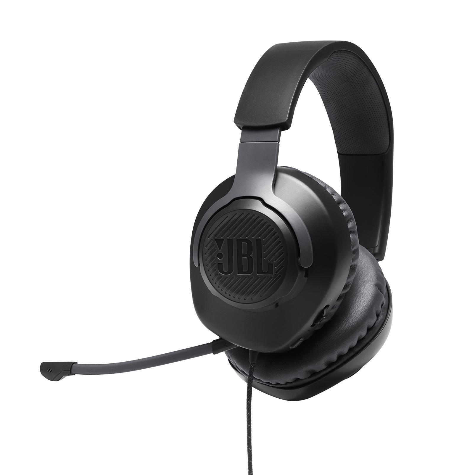 Геймърски слушалки JBL Quantum 100 Black-2