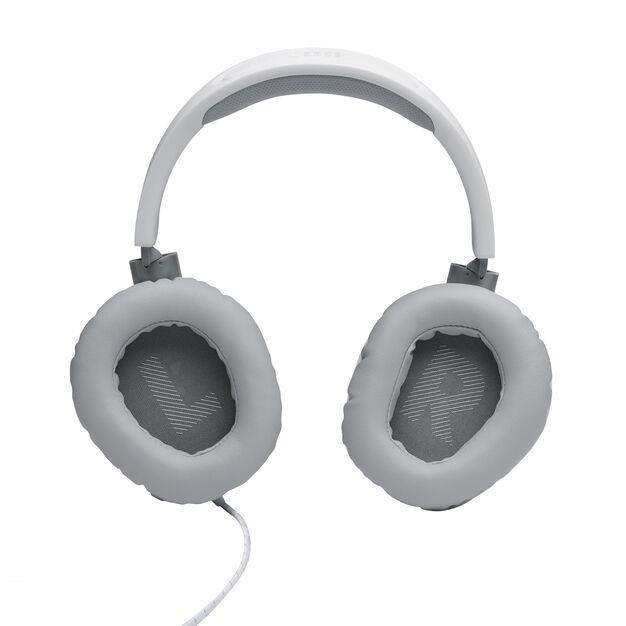 Геймърски слушалки JBL Quantum 100 White-4