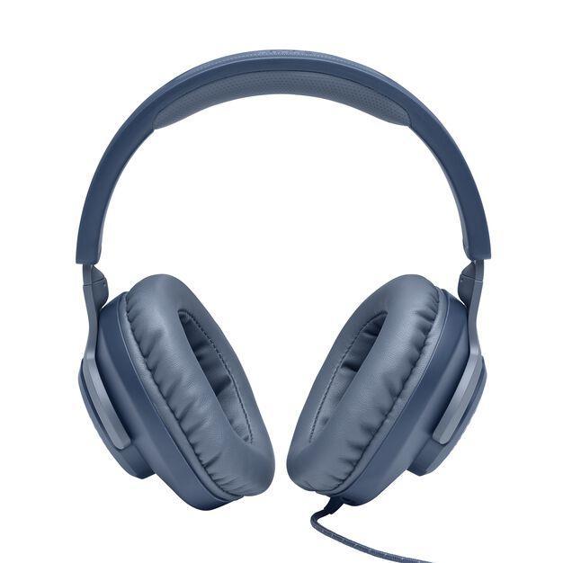 Геймърски слушалки JBL Quantum 100 Blue-3