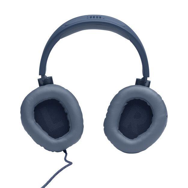Геймърски слушалки JBL Quantum 100 Blue-4