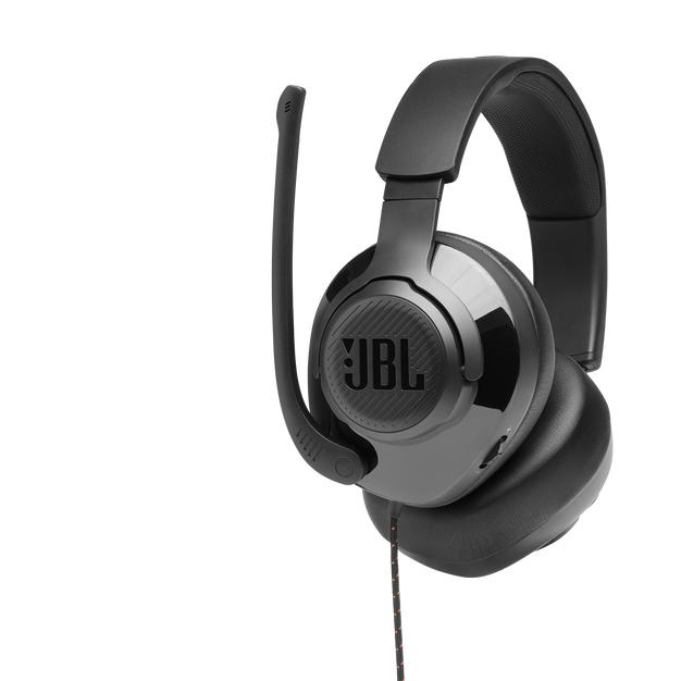 Геймърски слушалки JBL Quantum 200 Black-3