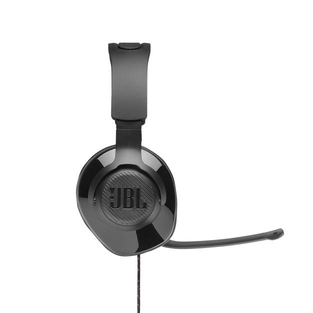 Геймърски слушалки JBL Quantum 200 Black-4