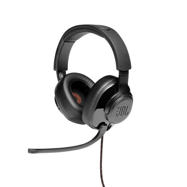 Геймърски слушалки JBL Quantum 300 Black
