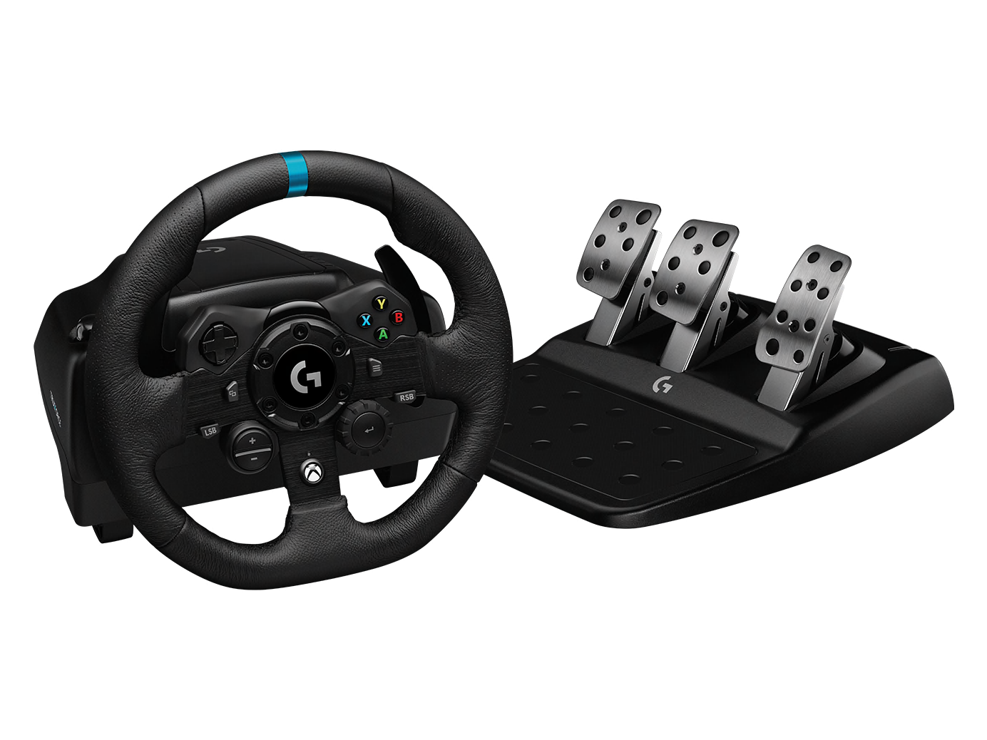 Волан Logitech G923 Sim Racing Wheel, Xbox, PC