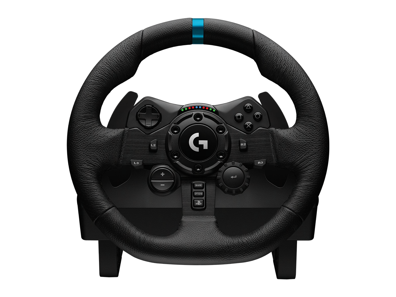 Волан Logitech G923 Sim Racing Wheel, PS4, PC-2