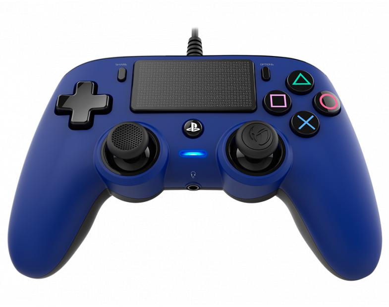 Жичен геймпад Nacon Wired Compact Controller, Син-2