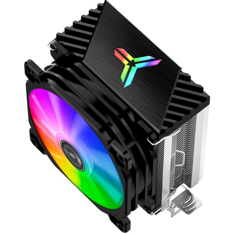 Охладител за процесор Jonsbo CR-1200 ARGB, AMD/INTEL-3