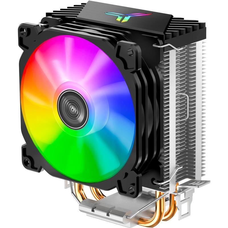 Охладител за процесор Jonsbo CR-1200 ARGB, AMD/INTEL-4