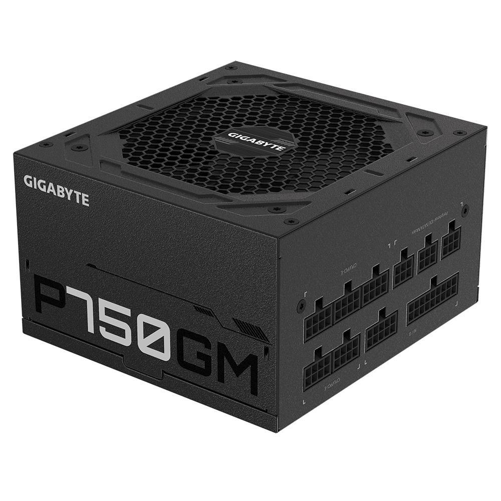 Захранващ блок Gigabyte P750W, 750W, 80+ GOLD, Modular-3