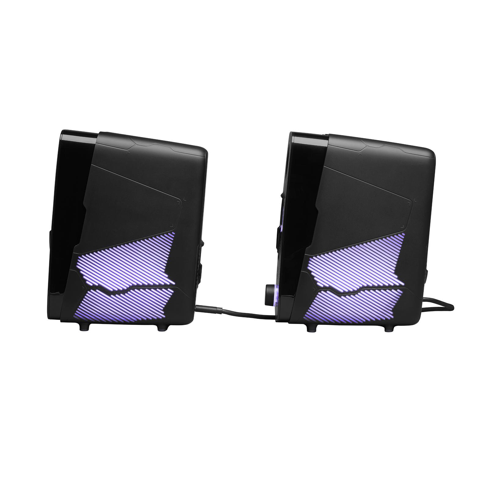 Озвучителна система JBL Quantum DUO, 2.0, Черен-4