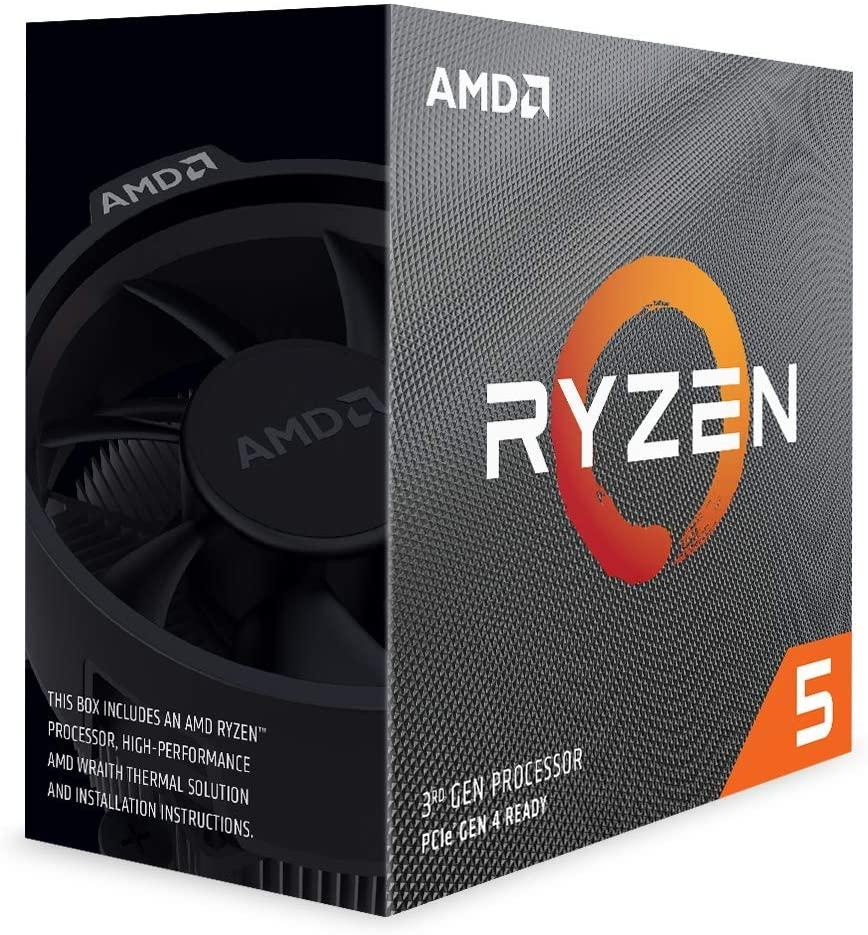 Процесор AMD RYZEN 5 3500X 6-Core 3.6 GHz (4.1 GHz Turbo) 35MB/65W/AM4/BOX