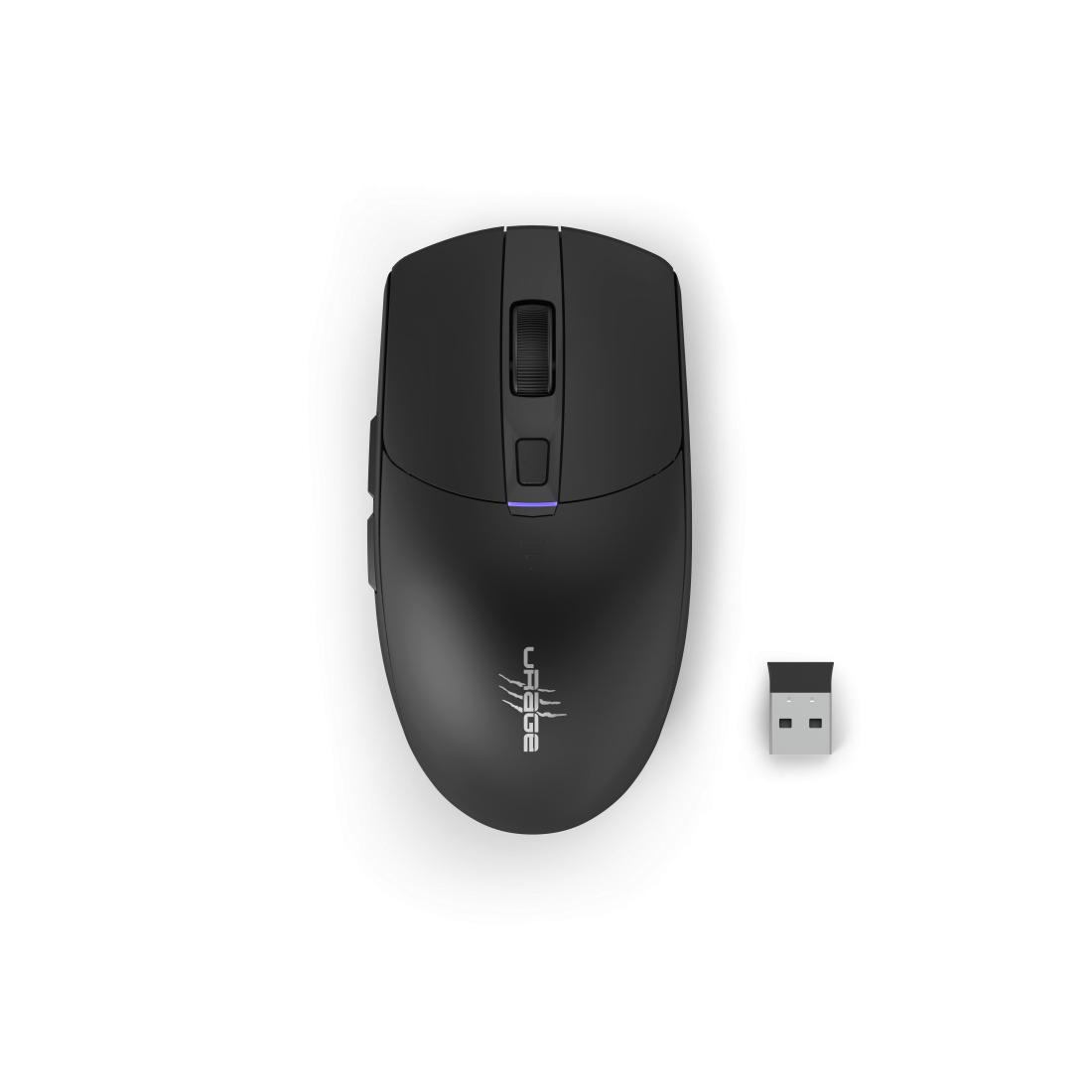 Геймърска безжична мишка Hama Urage Reaper 310 unleashed, 10000 DPI, Черна