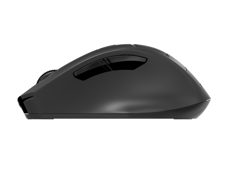 Оптична мишка A4tech FG30S Fstyler, безжична, безшумна,Сив-3