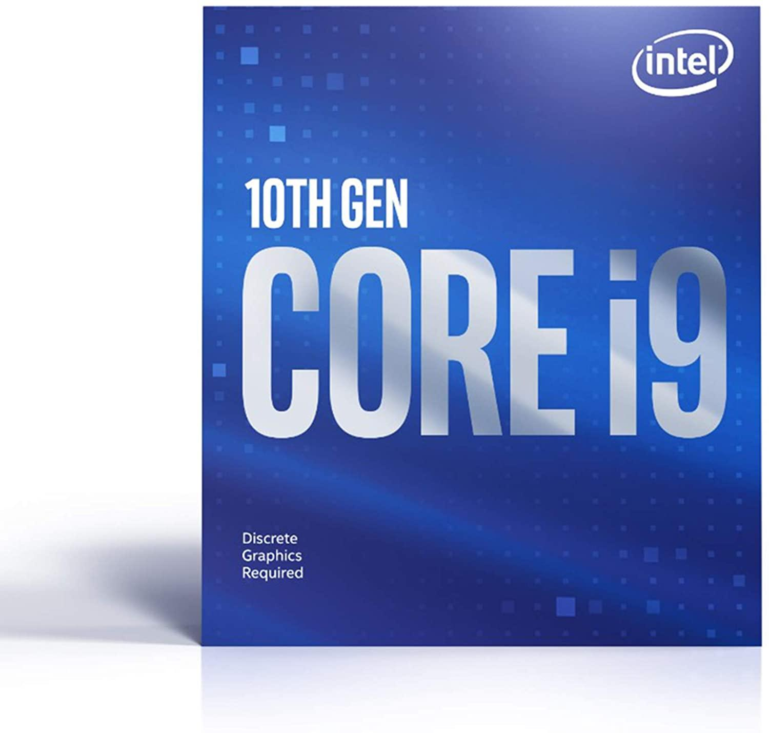 Процесор Intel Comet Lake-S Core I9-10900F 10 cores, 2.8Ghz (Up to 5.20Ghz), 20MB, 65W, LGA1200, BOX