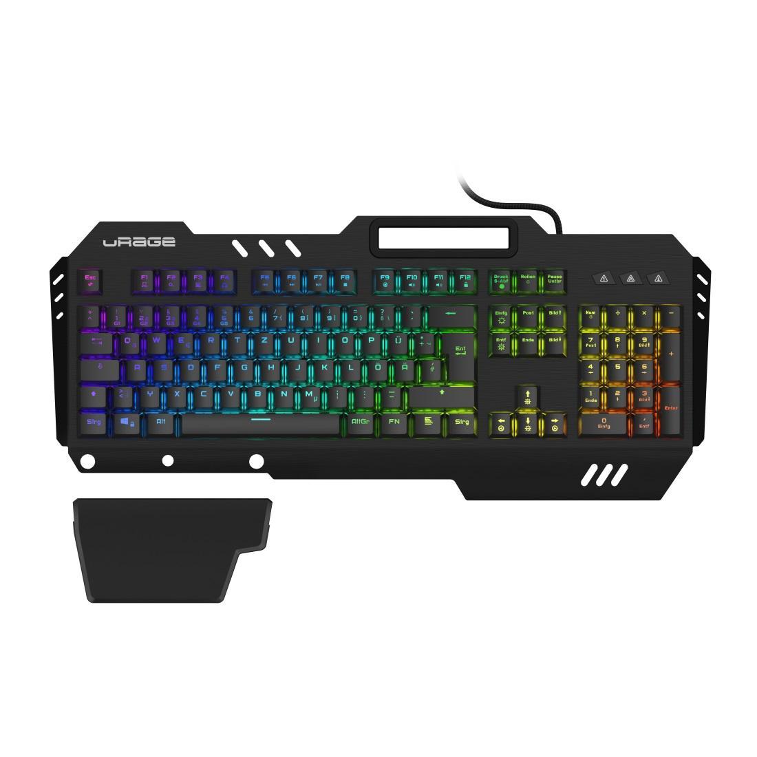 Геймърска механична клавиатура Hama, uRage Exodus 800, Blue switch-2