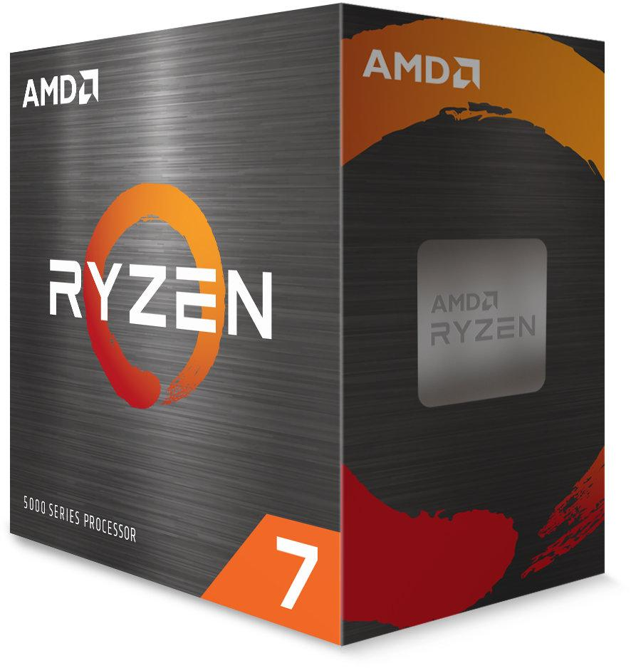 Процесор AMD RYZEN 7 5800X 8-Core 3.8 GHz (4.7 GHz Turbo) 36MB/105W/AM4-2