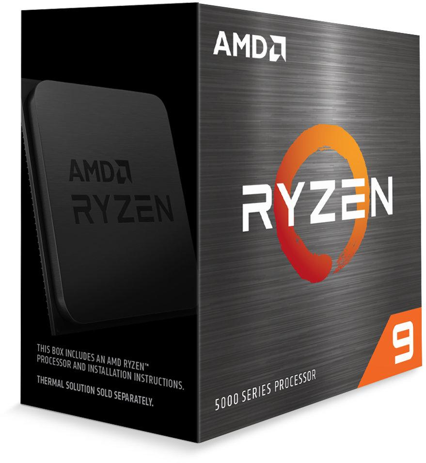 Процесор AMD RYZEN 9 5900X 12-Core 3.7 GHz (4.8 GHz Turbo) 70MB/105W/AM4