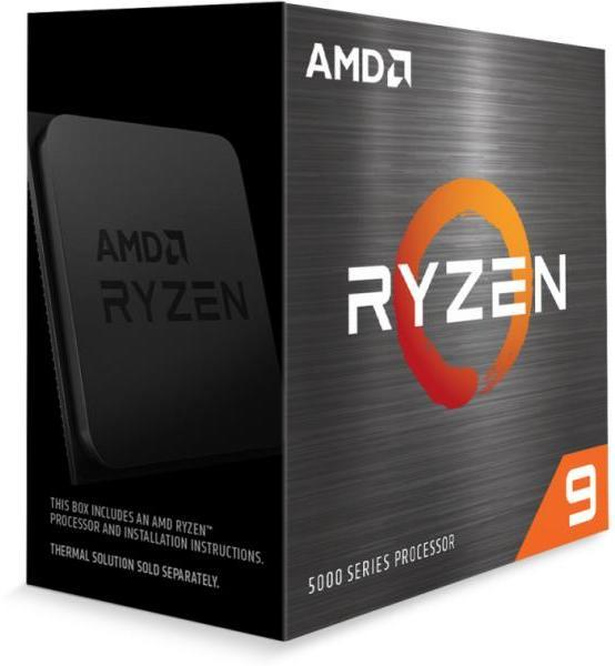Процесор AMD RYZEN 9 5950X, 16-Core, 3.4 GHz (4.9 GHz Turbo), 72MB, 105W, AM4, BOX-1