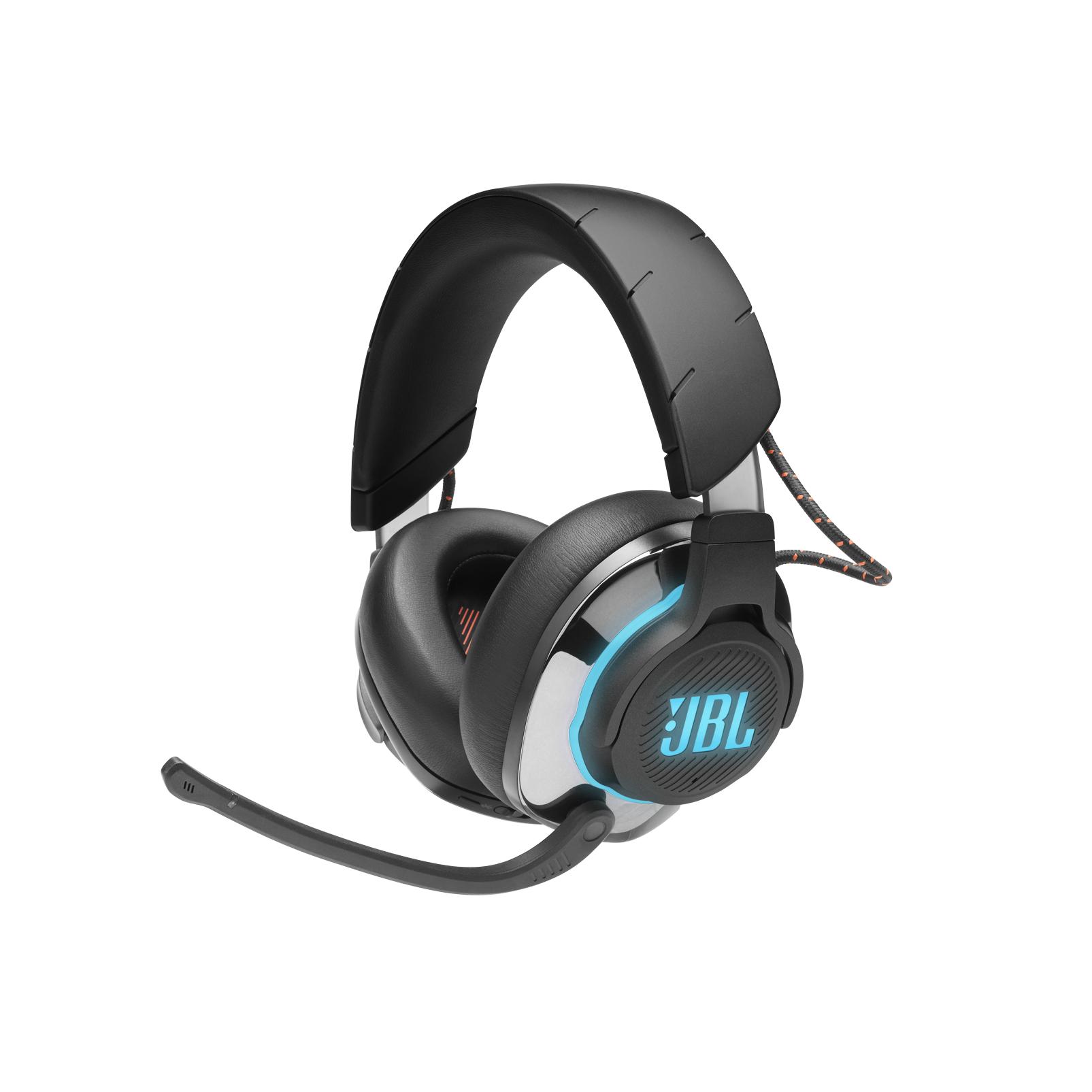 Безжични геймърски слушалки JBL Quantum 800 Black