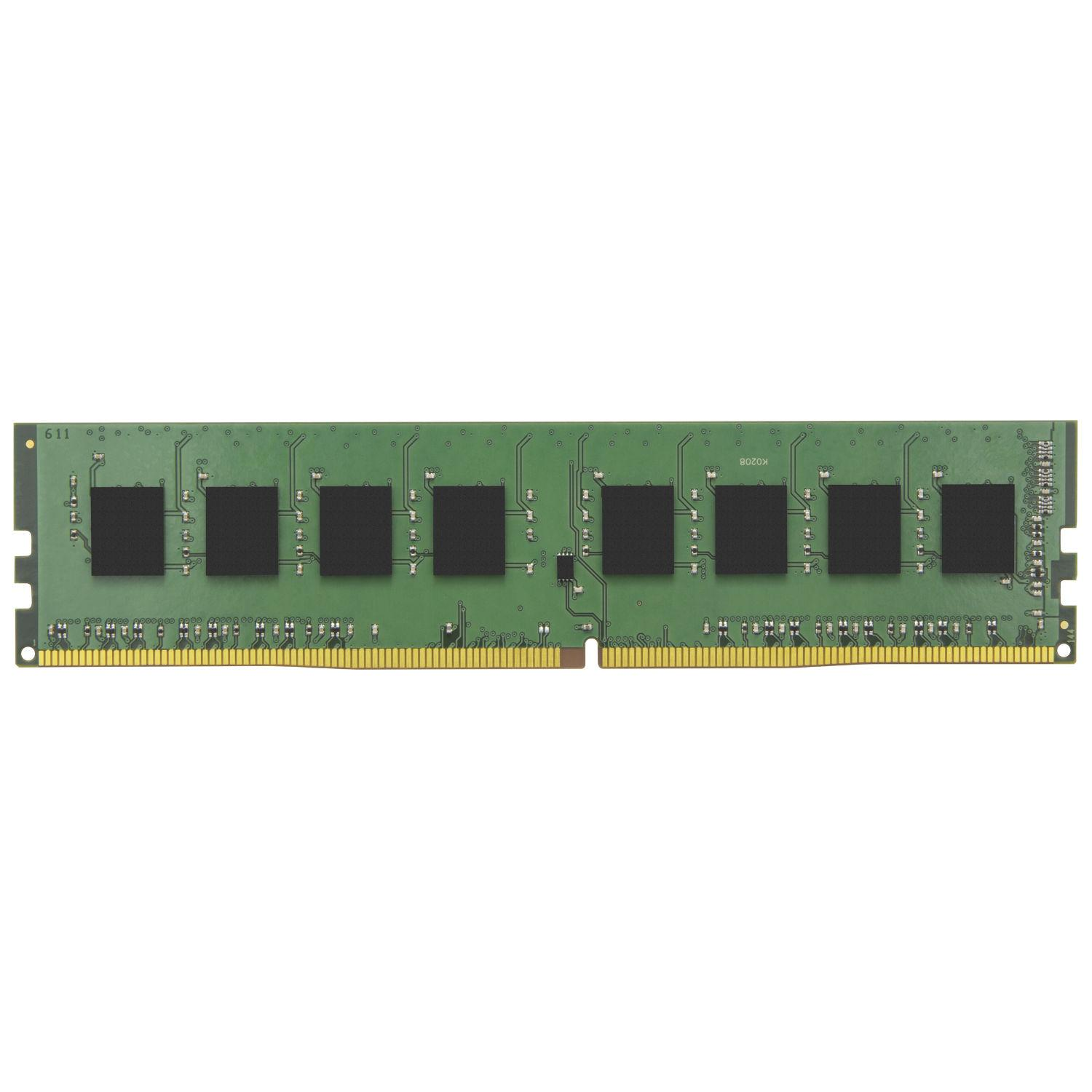 Памет Kingston 16GB DDR4 PC4-21300 2666MHz CL19 KVR26N19S8/16