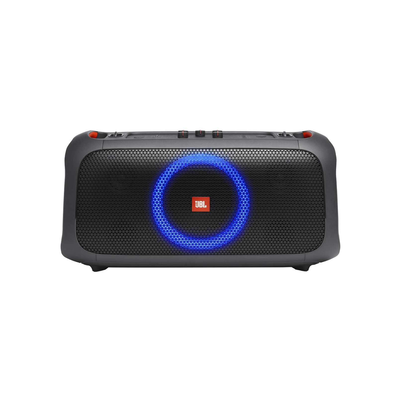 Аудио система JBL PARTYBOX GO Черен-2