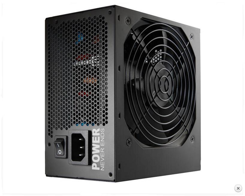 Захранващ блок FSP Group Hydro Pro 500, 500W, 85+, 120mm, Bronze