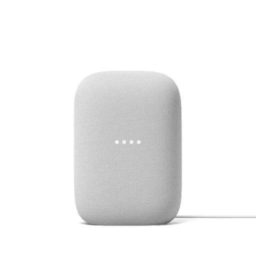 Безжична колонка Google Nest Audio, Бяла