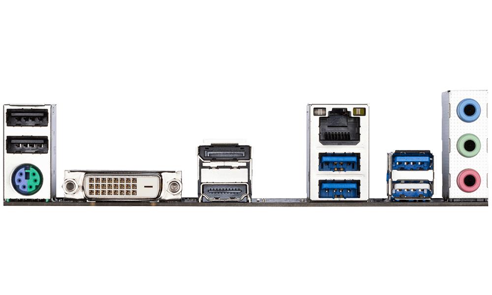 Дънна платка GIGABYTE A520M-DS3H, Socket AM4, mATX, 4xDDR4, M.2 -4