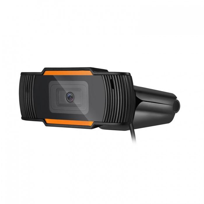 Уеб камера Spire CG-ASK-WL-001, микрофон, Черна-3