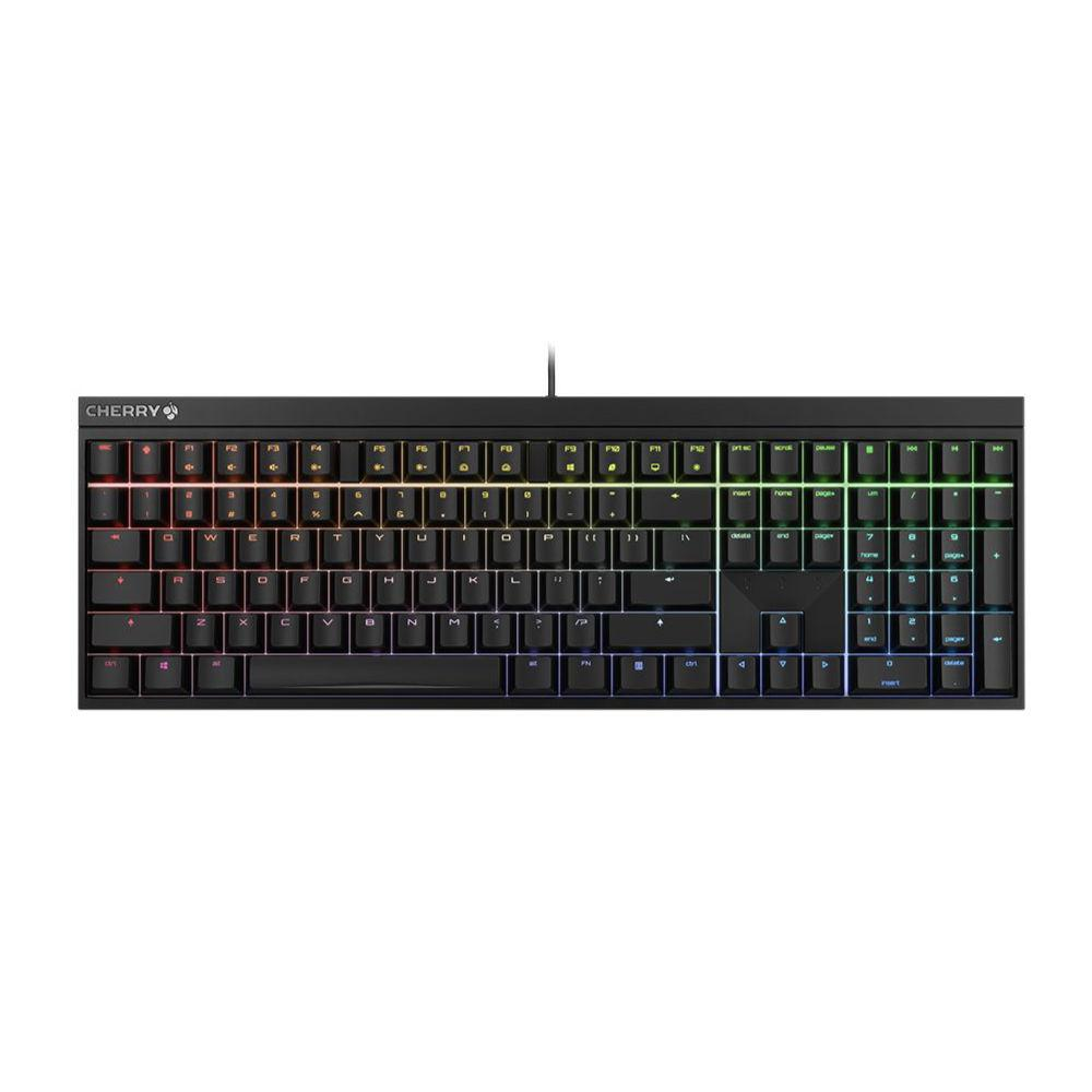 Геймърскa механична клавиатура Cherry MX Board 2.0S RGB, Cherry MX Brown