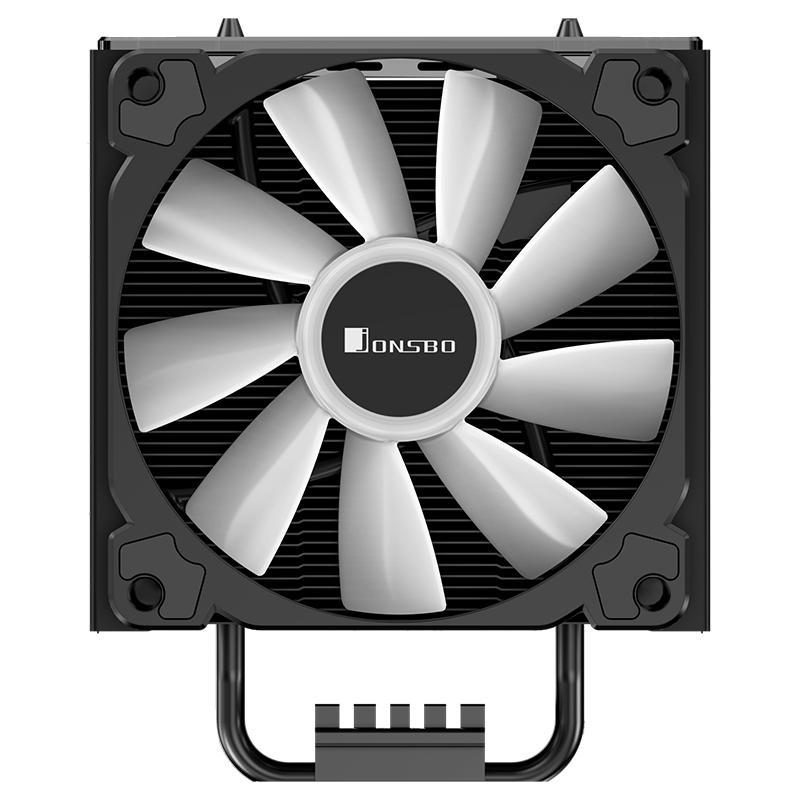 Охладител за процесор Jonsbo CR-201, RGB, AMD/INTEL-4