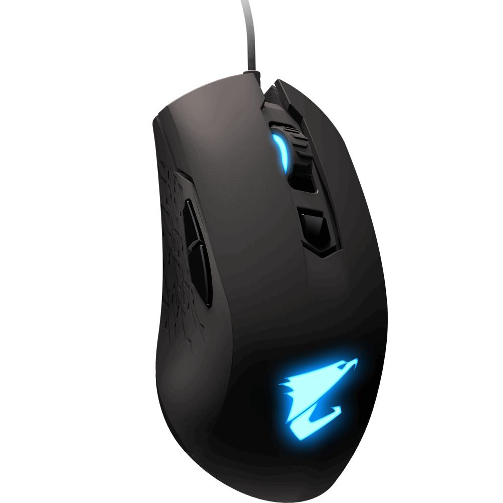 Геймърска оптична мишка Gigabyte Aorus M4 RGB Fusion-2