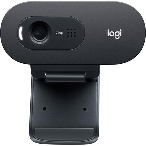 Уеб камера с микрофон LOGITECH C505, HD, USB2.0
