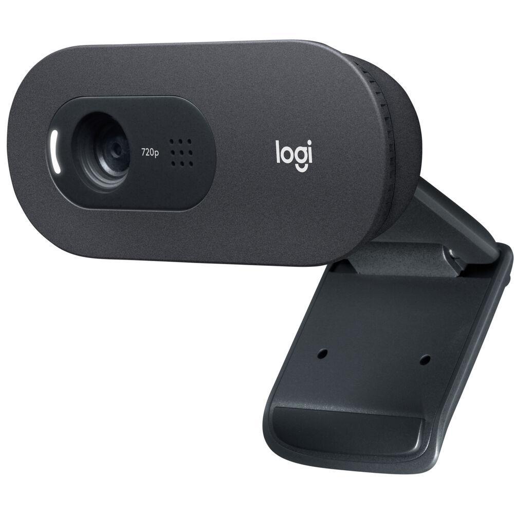 Уеб камера с микрофон LOGITECH C505, HD, USB2.0-3