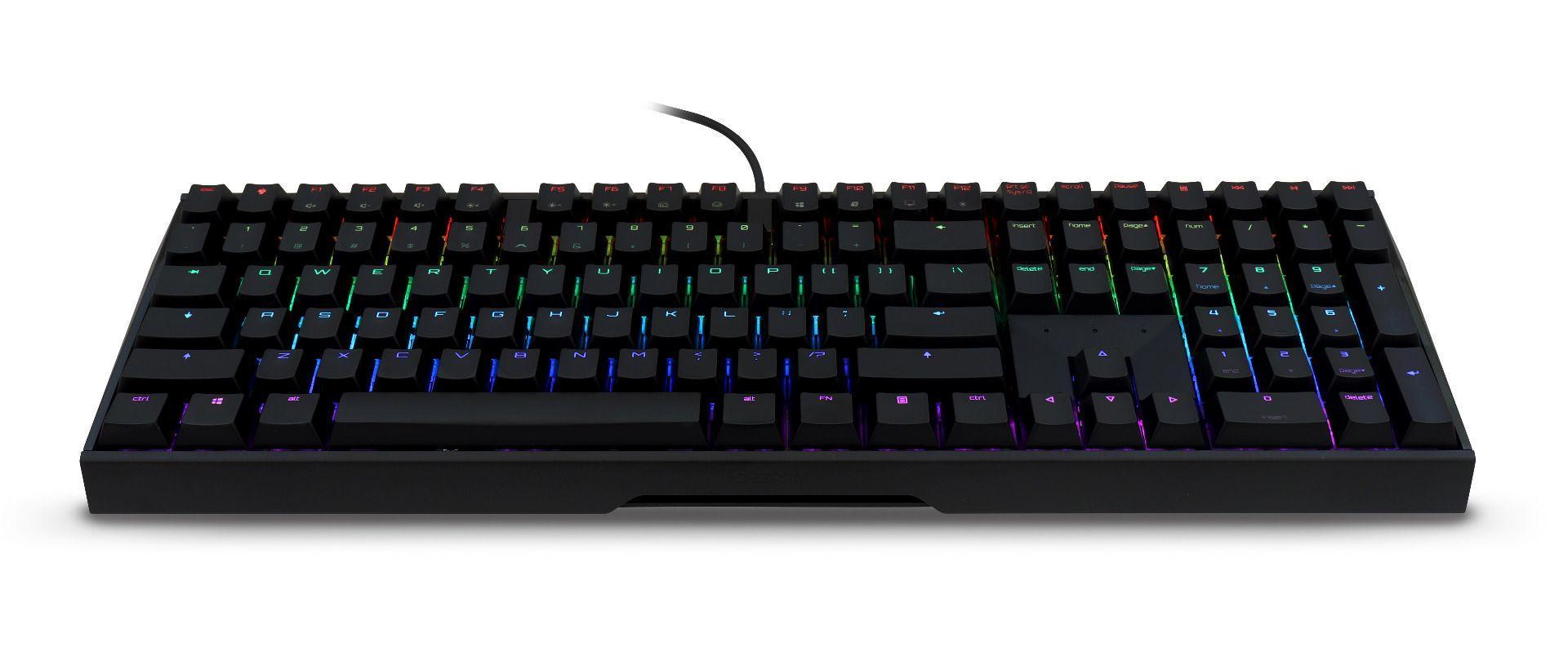 Геймърскa механична клавиатура Cherry MX Board 3.0S RGB, Cherry MX Brown-2