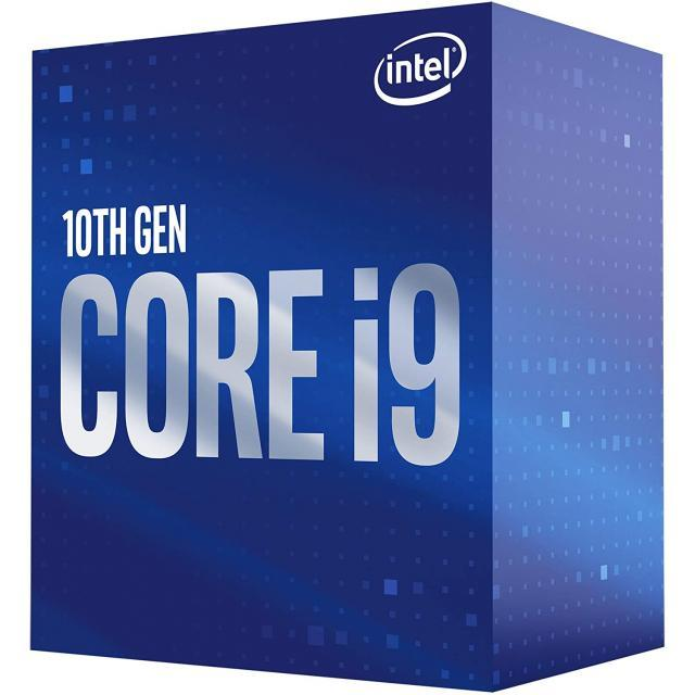 Процесор Intel Core i9-10900K, Comet Lake, 3.7GHz, 20MB, 125W,  FCLGA1200, BOX
