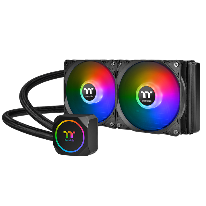 Охладител за процесор Thermaltake TH240 ARGB Sync Intel/AMD