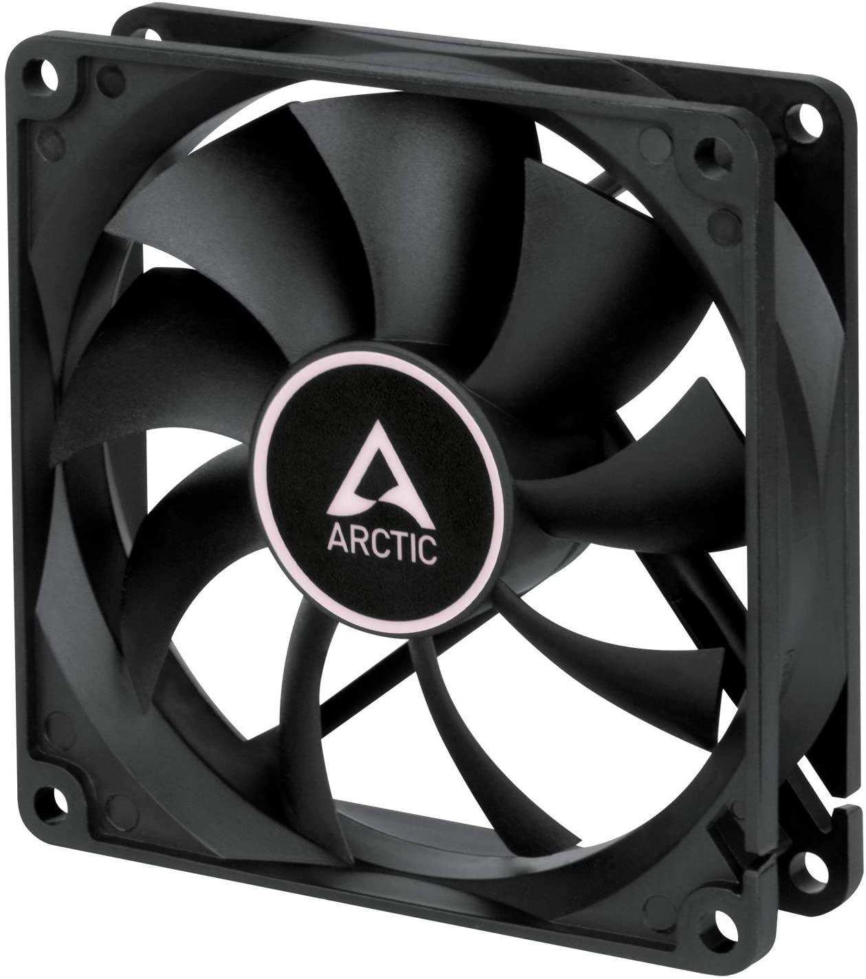 Вентилатор ARCTIC F9, 1800 RPM, Черен