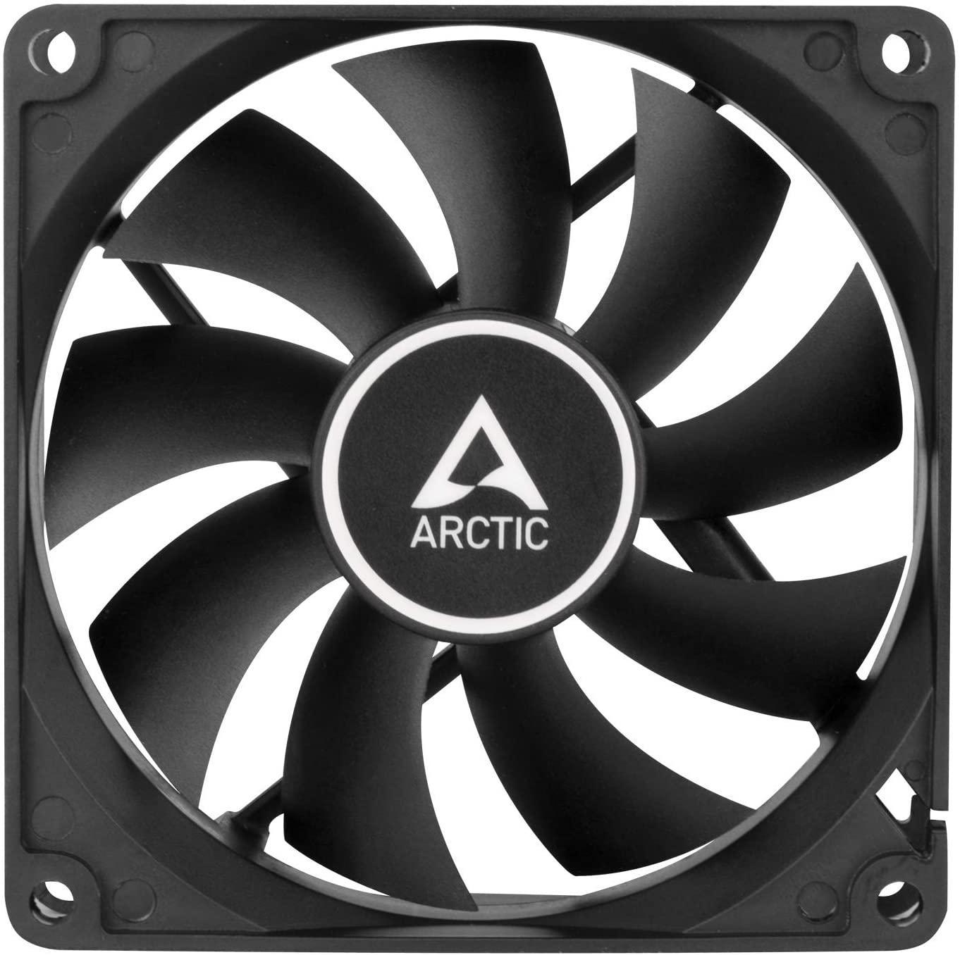 Вентилатор ARCTIC F9, 1800 RPM, Черен-2