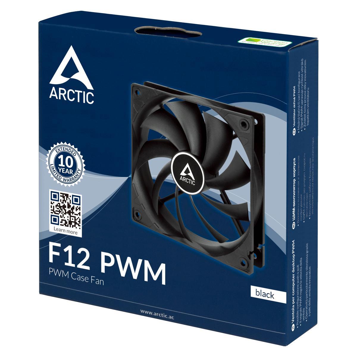 Вентилатор ARCTIC F12 PWM-4