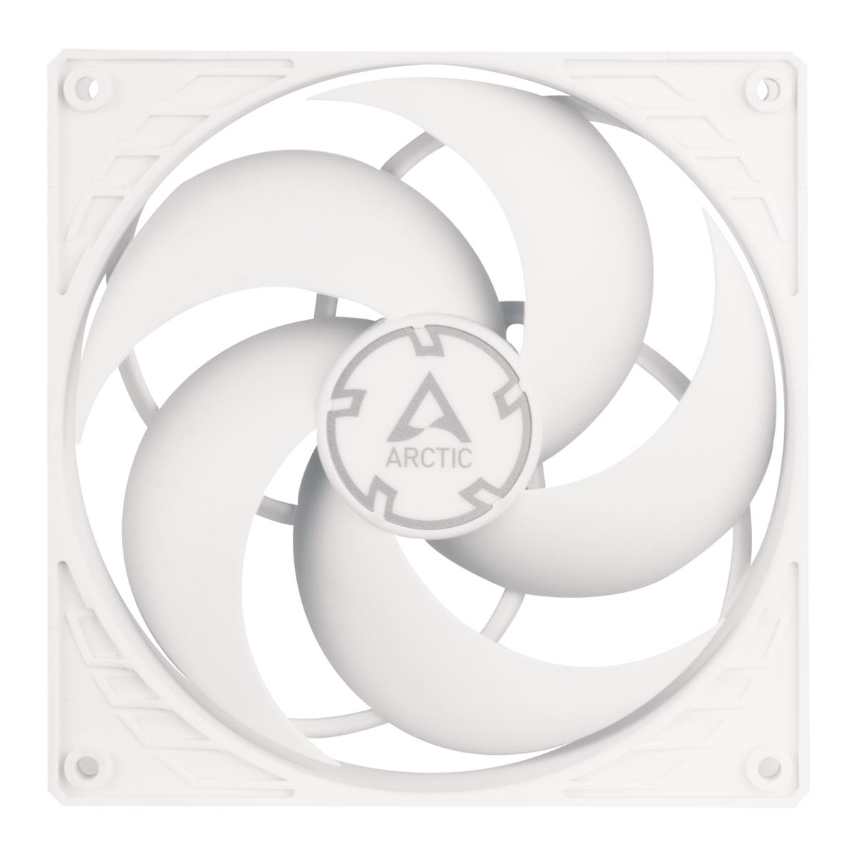 Вентилатор ARCTIC P14 PWM White/White-2