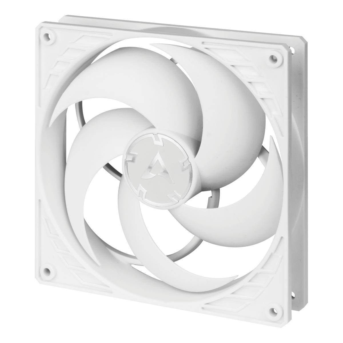 Вентилатор ARCTIC P14 PWM PST White/White