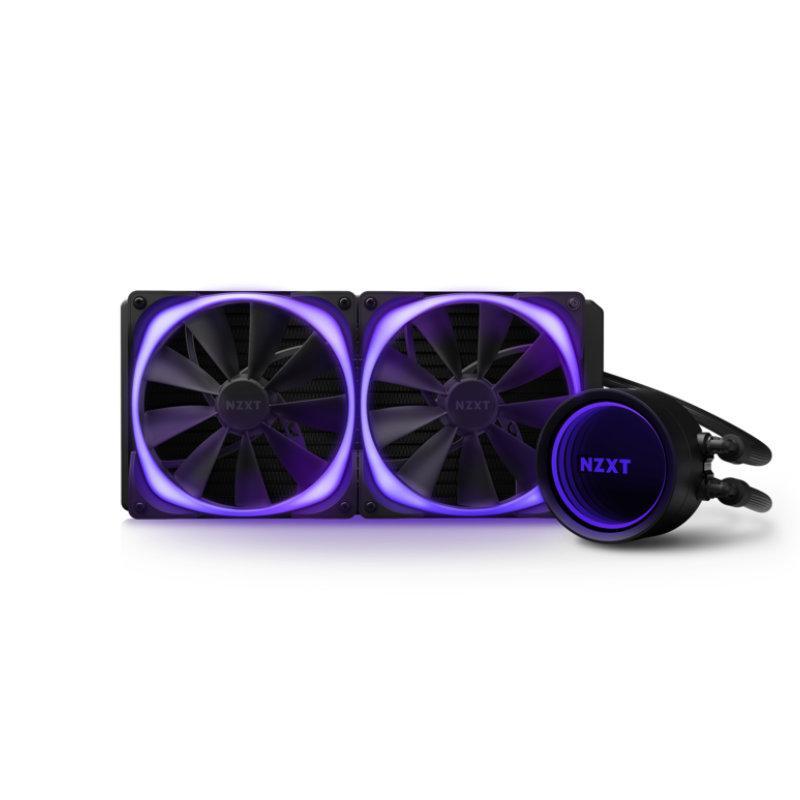Охладител за процесор NZXT Kraken X63 RGB (280mm),  AMD/Intel-2
