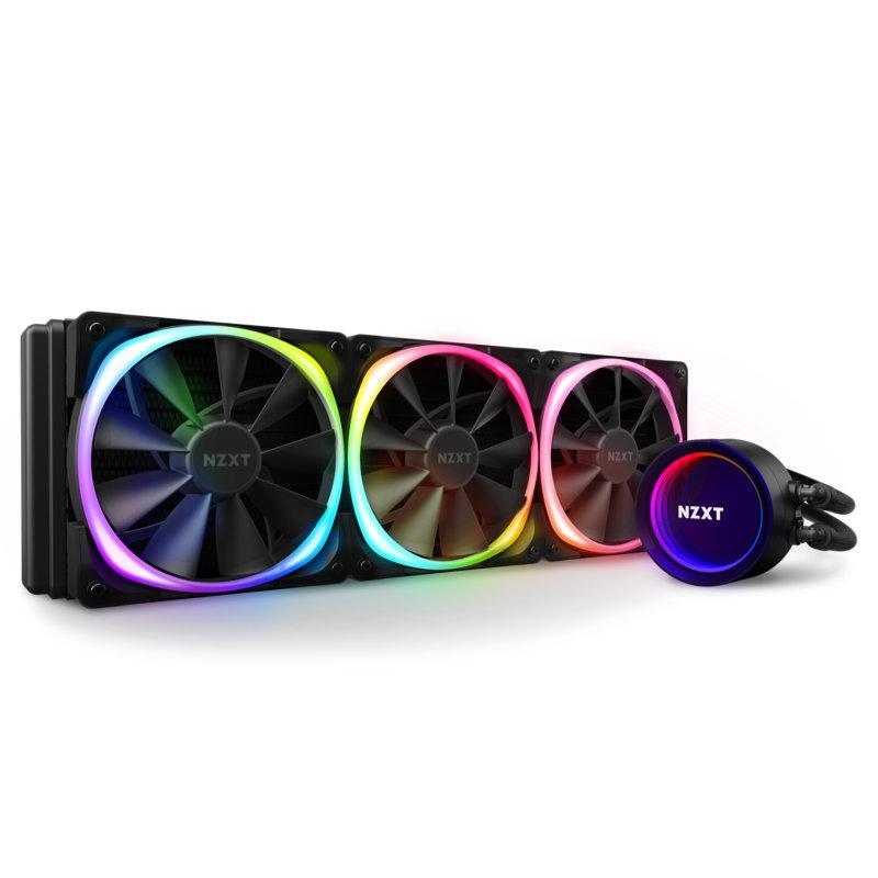 Охладител за процесор NZXT Kraken X73 RGB (360mm), AMD/Intel