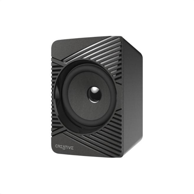 Озвучителна система Creative SBS E2500, 2.1, Bluetooth говорители, Черен-2