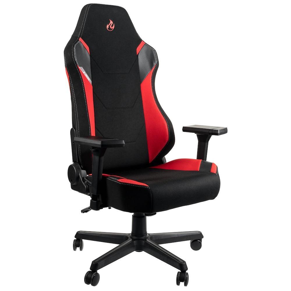 Геймърски стол Nitro Concepts X1000, Inferno Red