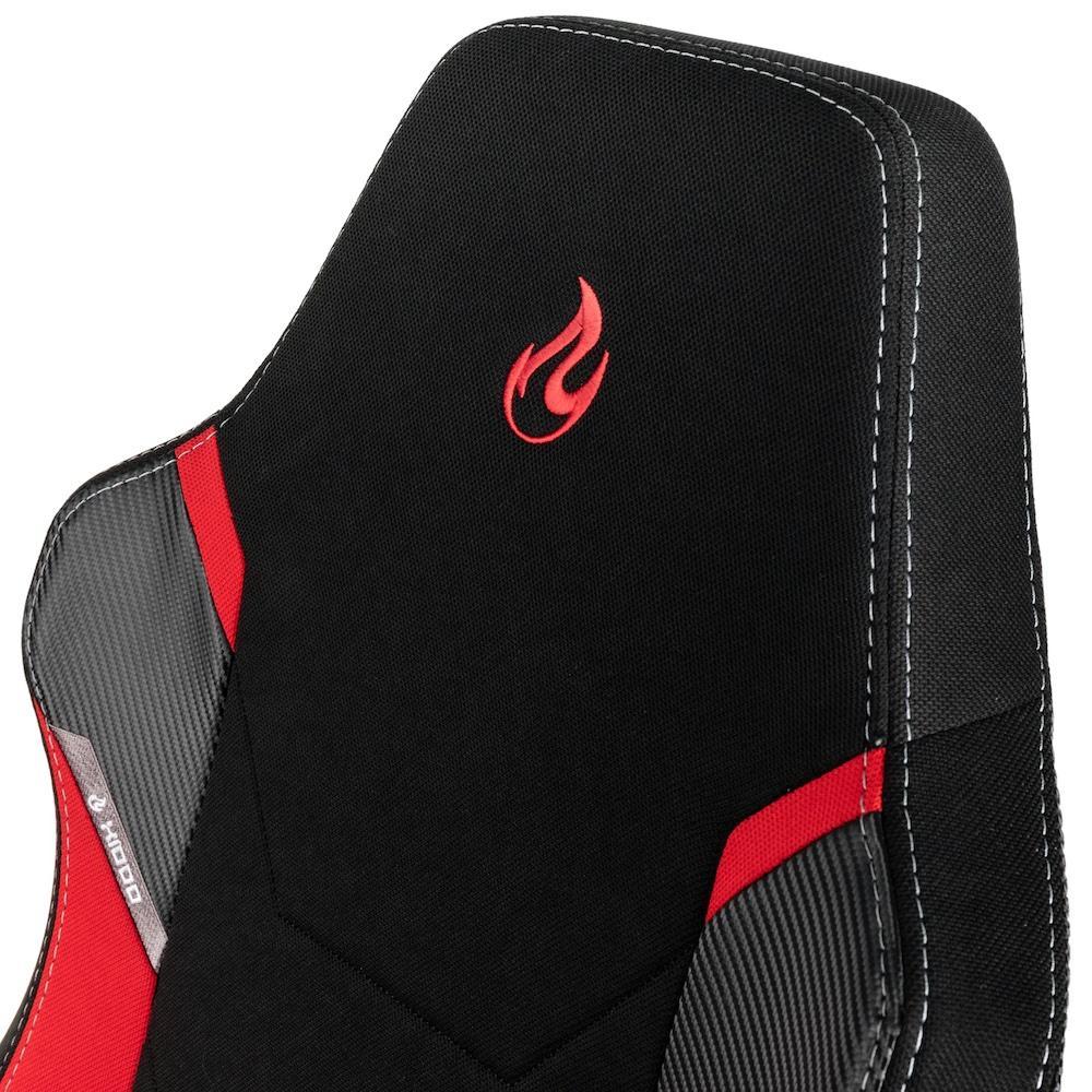 Геймърски стол Nitro Concepts X1000, Inferno Red-4