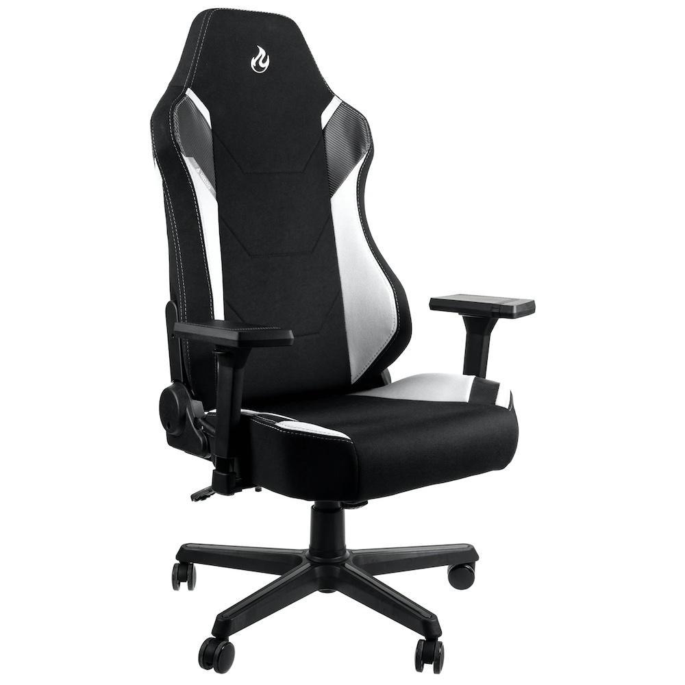 Геймърски стол Nitro Concepts X1000, Radiant White